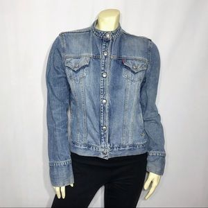 Levi's Easy Rider Vintage Denim Jean Jacket